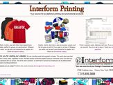 Interform Printing